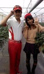 青山利恵 公式ブログ/いちごがり@ 越後姫 画像2