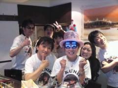 青山利恵 公式ブログ/☆山田邦子さんお誕生日会☆ 画像2