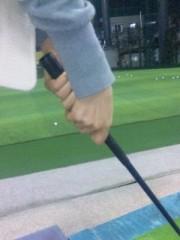 青山利恵 公式ブログ/ゴルフ 画像2