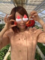 青山利恵 公式ブログ/いちごがり@今井いちご園 画像3
