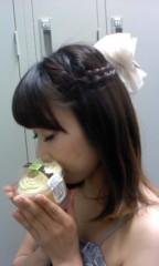 青山利恵 公式ブログ/プレサスに☆ 画像1