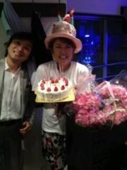 青山利恵 公式ブログ/☆山田邦子さんお誕生日会☆ 画像1