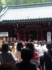 青山利恵 公式ブログ/★今年も九頭龍神社に★ 画像3
