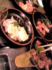 岡本唯 公式ブログ/(^^)肉肉にくー! 画像1