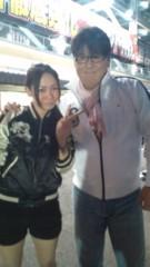 岡本唯 公式ブログ/(^^)大先輩! 画像1