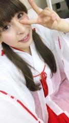 アイシス 公式ブログ/パックといちごとニコニコ神社 画像2