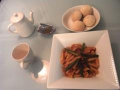 酒井景都 公式ブログ/ツナとトマトソースのペンネ 画像1