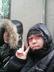 しのへけい子 公式ブログ/松戸『中華蕎麦とみ田』2 時間待ちでした! 画像1