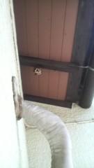 しのへけい子 公式ブログ/アシナガ蜂を駆除しました♪ 画像1