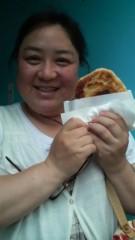 しのへけい子 公式ブログ/ホットク食べてライブにGO! 画像1