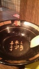 しのへけい子 公式ブログ/一蘭に行ったよ 画像3