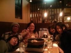 しのへけい子 公式ブログ/新年会の流れで〜 画像3
