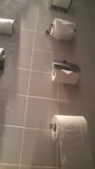 しのへけい子 公式ブログ/一蘭のトイレ 画像3