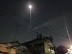 しのへけい子 公式ブログ/きのう見た地震雲らしきもの 画像3