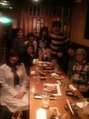 しのへけい子 公式ブログ/新年会の流れで〜 画像1