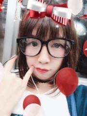 山口 奈実 公式ブログ/(*・ω・)p【いっかげつ】q 画像1