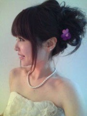 堀江真子 公式ブログ/結婚式 画像2