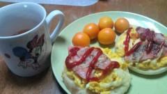 後藤有希代 公式ブログ/朝ご飯&フルーツ 画像1