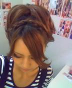 後藤有希代 公式ブログ/Hair set 画像2