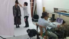 後藤有希代 公式ブログ/撮影中です♪ 画像1