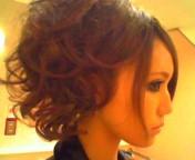 後藤有希代 公式ブログ/ヘアー/サイドアップ 画像1