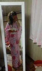 後藤有希代 公式ブログ/:半身浴なう 画像1