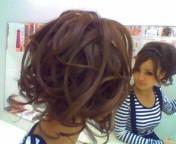 後藤有希代 公式ブログ/Hair set 画像1