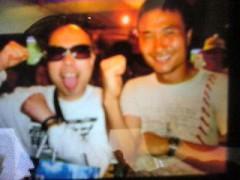 南部虎弾 公式ブログ/おや?FC東京の長友と今野が電撃ダンス? 画像1