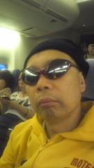 南部虎弾 公式ブログ/まだ飛行機の機内だよ〜なんとかならないのか? 画像1