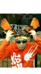 南部虎弾 公式ブログ/南部ちゃんの頭にあるのは五本指の靴です〜! 画像1
