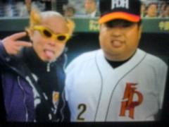 南部虎弾 公式ブログ/昨日は東京ドームで野球選手OBと韓流スターの交流選 画像2