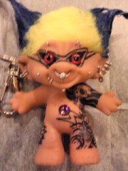 南部虎弾 公式ブログ/ごめんなさい『南部ちゃん』人形の写真です 画像1