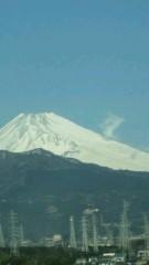 南部虎弾 公式ブログ/富士山から湯気が…? 画像2