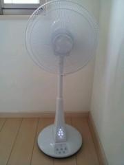 青木治親 公式ブログ/充電型扇風機(^-^)v 画像2