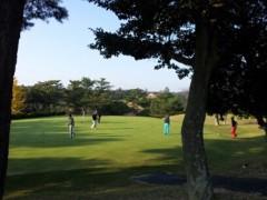 青木治親 公式ブログ/ゴルフです(*_*) 画像1