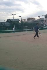青木治親 公式ブログ/テニスday 画像1