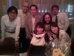 万波奈穂 公式ブログ/対局&美織ちゃん 画像1