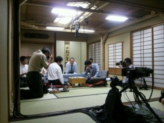 万波奈穂 公式ブログ/本因坊戦第5局&明日は対局 画像2