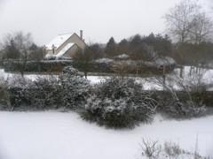宇宿直彰 公式ブログ/雪!雪!雪!(パリ郊外) 画像1