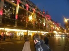 宇宿直彰 公式ブログ/プランタン (デパート) に行ってきました (パリ) 画像1