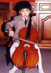 宇宿直彰 プライベート画像 nao6-cello