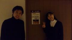 宇宿直彰 公式ブログ/楽屋の前で 画像1