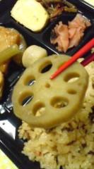 菊池隆志 公式ブログ/『きのこご飯弁当♪(  ̄▽ ̄)』 画像3