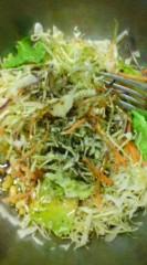 菊池隆志 公式ブログ/『ここまでは野菜サラダ(^-^) 』 画像2