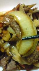 菊池隆志 公式ブログ/『牛肉とマイタケのバター醤油炒め♪』 画像2