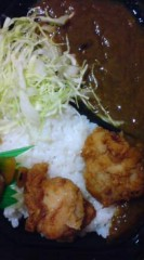 菊池隆志 公式ブログ/『鶏からカレー♪o(^-^)o 』 画像2