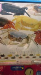 菊池隆志 公式ブログ/『蟹ストラップ!?o(^-^)o 』 画像1