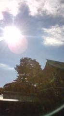 菊池隆志 公式ブログ/『参拝日和♪(  ̄▽ ̄)』 画像1