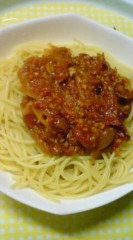 菊池隆志 公式ブログ/『適当トマトソーススパゲティ♪』 画像3