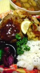 菊池隆志 公式ブログ/『ハンバーグと鶏南蛮弁当& カレー♪』 画像2
